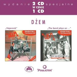 Najemnik / The Band Plays On - Dżem (Płyta CD)