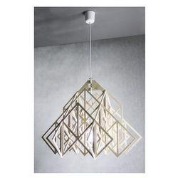Lampa HIMMELI - wisząca lampa ze sklejki