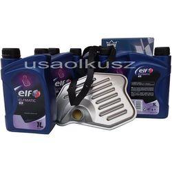 Filtr oleju oraz mineralny olej ATF III automatycznej skrzyni biegów Mercury Grand Marquis