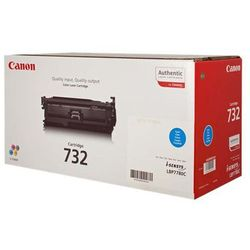Canon oryginalny toner CRG732, cyan, 6400s, 6262B002, Canon i-SENSYS LBP7780Cx