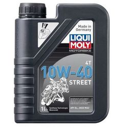 Liqui Moly Motorbike 4T 10W40 Street 1L 1521