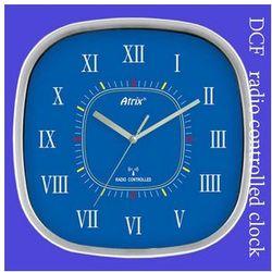 Zegar kwadrat sterowany radiowo DCF #3