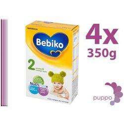 Bebiko 2 Mleko następne 4x 350g powyżej 6 miesiąca