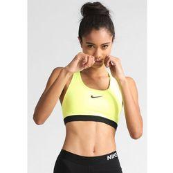 Nike Performance NEW CLASSIC Biustonosz sportowy volt/black
