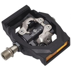 EPDT700 Pedały Shimano Click'r PD-T700 + bloki i odblaski