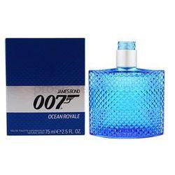 James Bond 007 Ocean Royale woda toaletowa dla mężczyzn 75 ml + do każdego zamówienia upominek.
