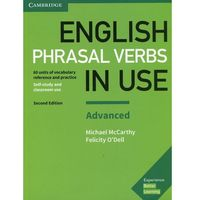 English Phrasal Verbs in Use Advanced - Cambridge University Press (opr. miękka)