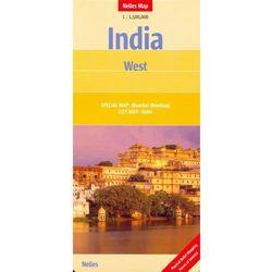 Indie Zachodnie. Mapa 1:1 500 000 (opr. twarda)