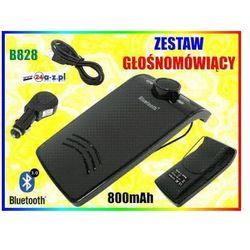 Bezprzewodowy Samochodowy Zestaw Głośnomówiący Bluetooth - do Pojazdu.