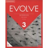 Evolve Level 3 Workbook with Audio (opr. miękka)