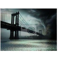 Plakat Tornado NYC NY