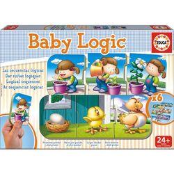 EDUCA Baby Układanka Logiczna - EDUCA
