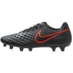 Nike Performance MAGISTA ONDA II FG Korki Lanki black/total crimson