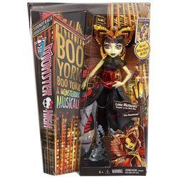 Lalka MATTEL Monster High Gwiazdy Boo Yorku Luna Moth + DARMOWY TRANSPORT!