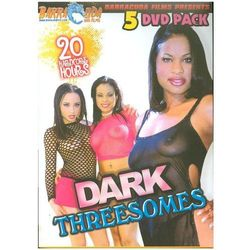 DVD-Dark Threesomes (5 Pack) DVD (2014)