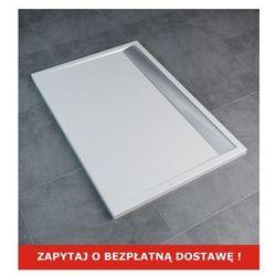 SanSwiss   Ronal Brodzik konglomeratowy prostokątny ILA 90x140 cm WIA 901405004