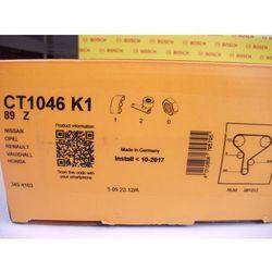 CT1046K1 CONTI Zestaw pasków rozrządu NISSAN /OPEL /RENAULT 2.2DTI/2.5DTI 00-