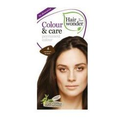 Hairwonder 4 - farba do włosów bez amoniaku Medium brown