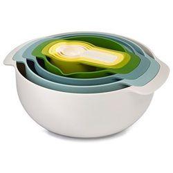 Zestaw narzędzi kuchennych Nest 9 Joseph Joseph opal
