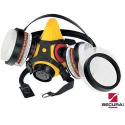 Zestaw półmaska + filtry SECURA2000-CHEM