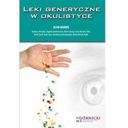 Leki generyczne w okulistyce (opr. twarda)