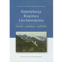 Konstytucja Księstwa Liechtensteinu (opr. miękka)