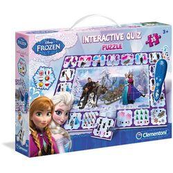 Quiz interaktywny Frozen CLEMENTONI