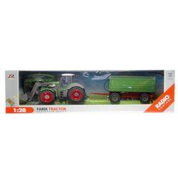 Swede Traktor na radio