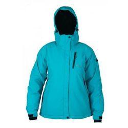 Damska kurtka narciarska HI-TEC Lady Tirano sea blue