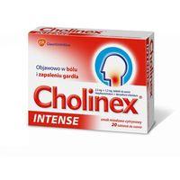 Cholinex Intense tabl.do ssania 2,5mg+1,2mg 20 tabl.