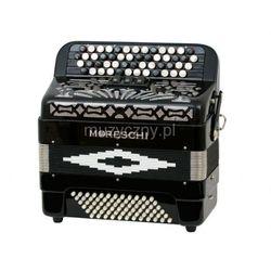 Moreschi 472 C 40(52)/2/3 72/4 akordeon guzikowy (czarny) Płacąc przelewem przesyłka gratis!