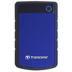 Dysk Transcend TS2TSJ25H3B - pojemność: 2 TB, USB: 3.0
