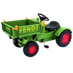 Big, Pojazd na pedały, Traktor Fendt Darmowa dostawa do sklepów SMYK