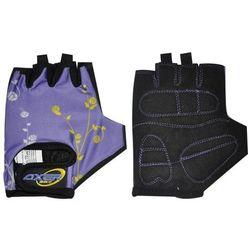 Rękawice rowerowe dziecięce AXER SPORT A0788 (rozmiar XS)