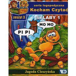 Kocham Czytać Zeszyt 3 Sylaby 1 (opr. miękka)