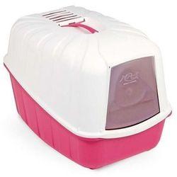 YARRO Toaleta z filtrem i łopatką Komoda różowa - 53x38x39cm