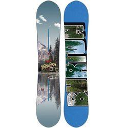 snowboard Burton Trick Pony Wide 162 - No Color