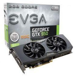 EVGA GeForce GTX 950 2GB SSC