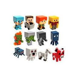 Minecraft Minifigurka Mattel