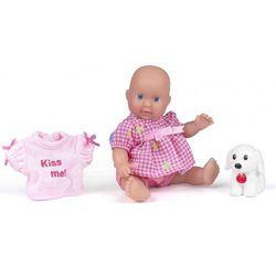 Lalka bobas 17 cm Baby Grace