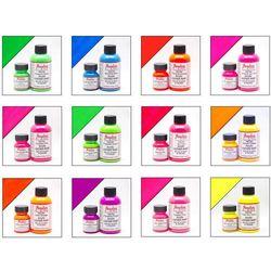 Angelus Acrylic Leather Paint Neon 1oz - farba do skór