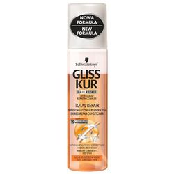 GLISS KUR 200ml Total Repair Ekspresowa odżywka regeneracyjna