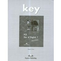 Key FCE Use of English 1 Student's Book - Virginia Evans (opr. miękka)
