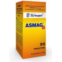 Asmag B x 50 tabl.