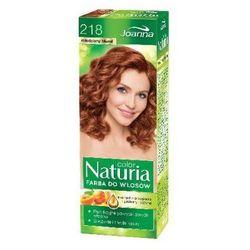 Joanna Naturia Color Farba do włosów nr 218-miedziany blond 150g