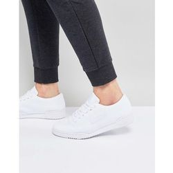 Reebok 'Leisure Pack' Classic Nylon Trainers Exclusive To ASOS White Buty damskie białe w Asos