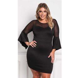 b2e8f79a25 suknie sukienki asos plus size klasyczna prosta sukienka (od ...