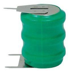 Akumulator guzikowy Emmerich 60 H, SLF, 3.6 V, 80 mAh, NiMH