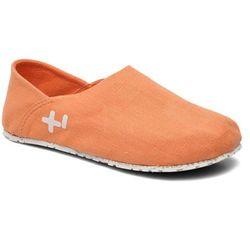 promocje - 20% Kapcie OTZ Shoes 300GMS Linen W Damskie Pomarańczowe Dostawa 2 do 3 dni