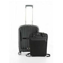 982a529ea1439 Walizka biznesowa z torbą/plecakiem na laptopa do 15,6', mała kabinówka